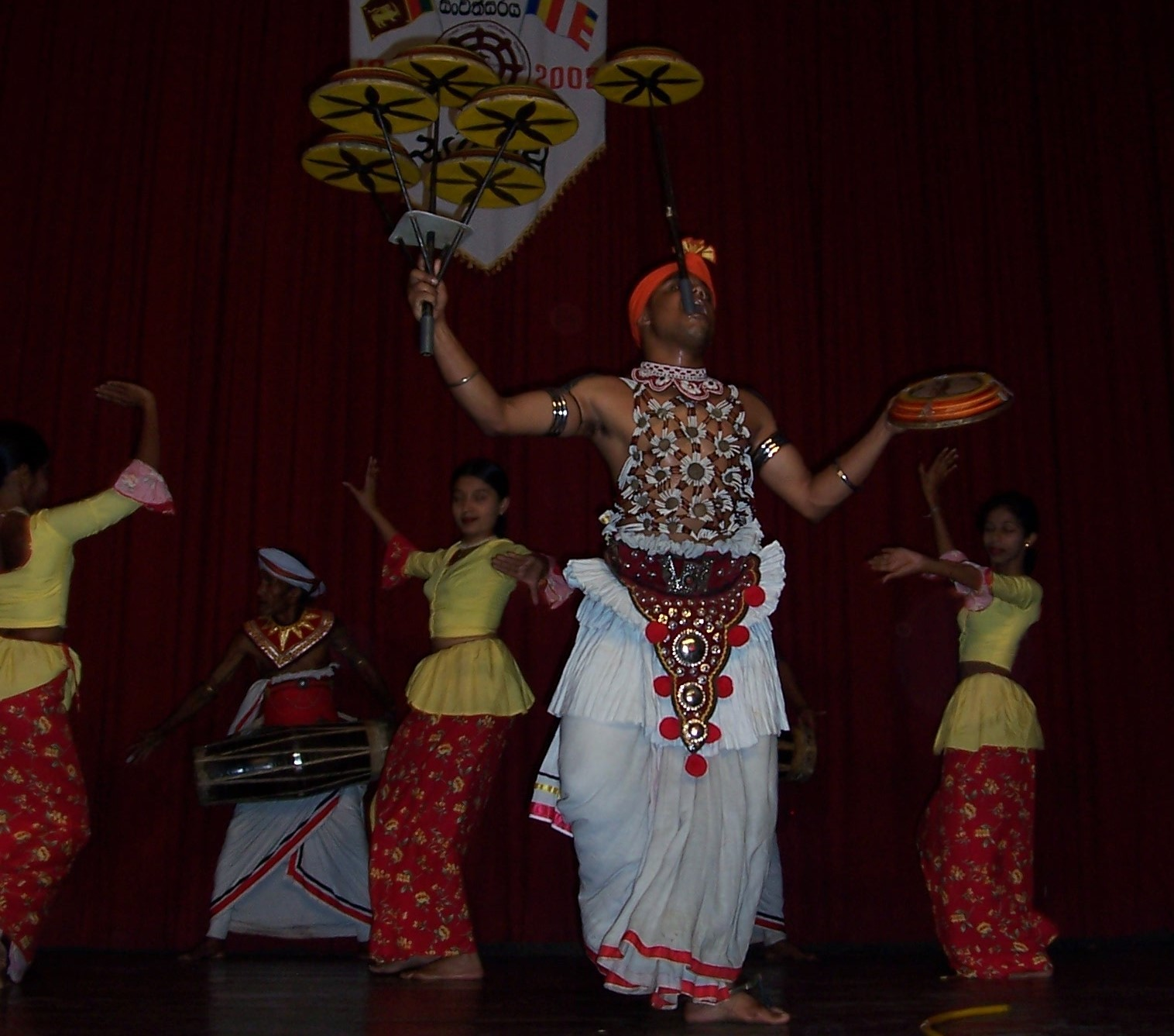 Kandy Dancer - Ceylon