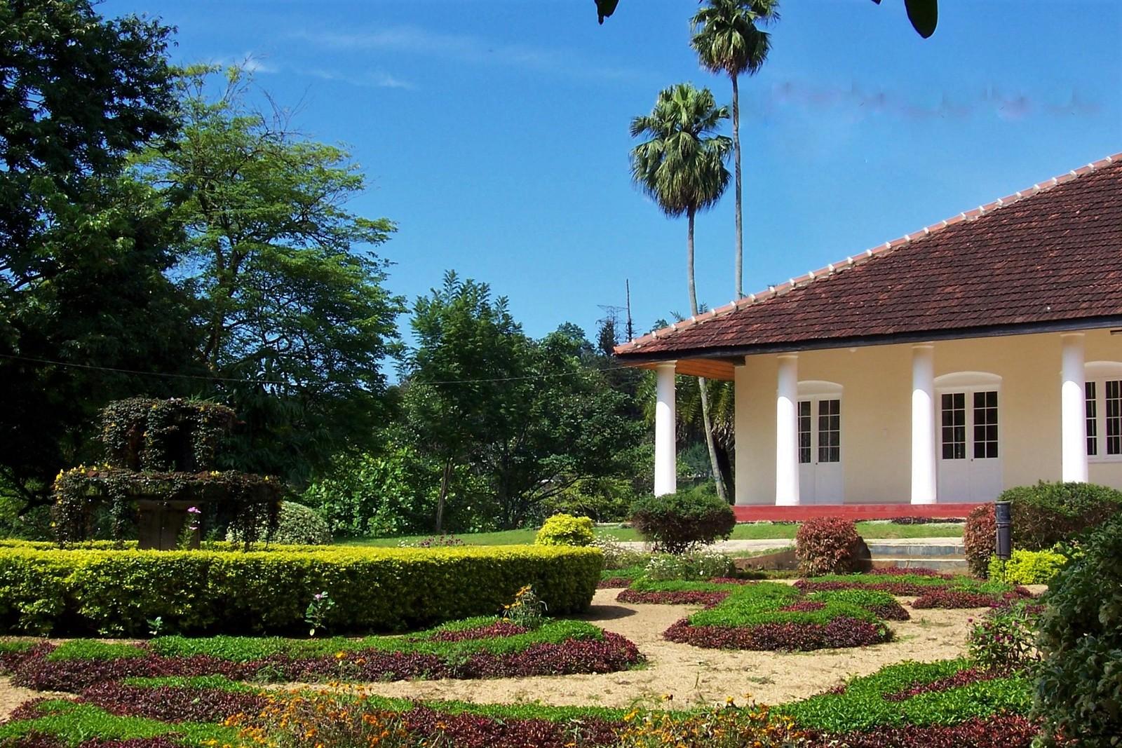 National Herbarium - Botanischer Garten Peredeniya