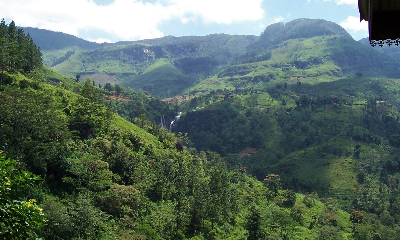 Raboda Falls - Ceylon