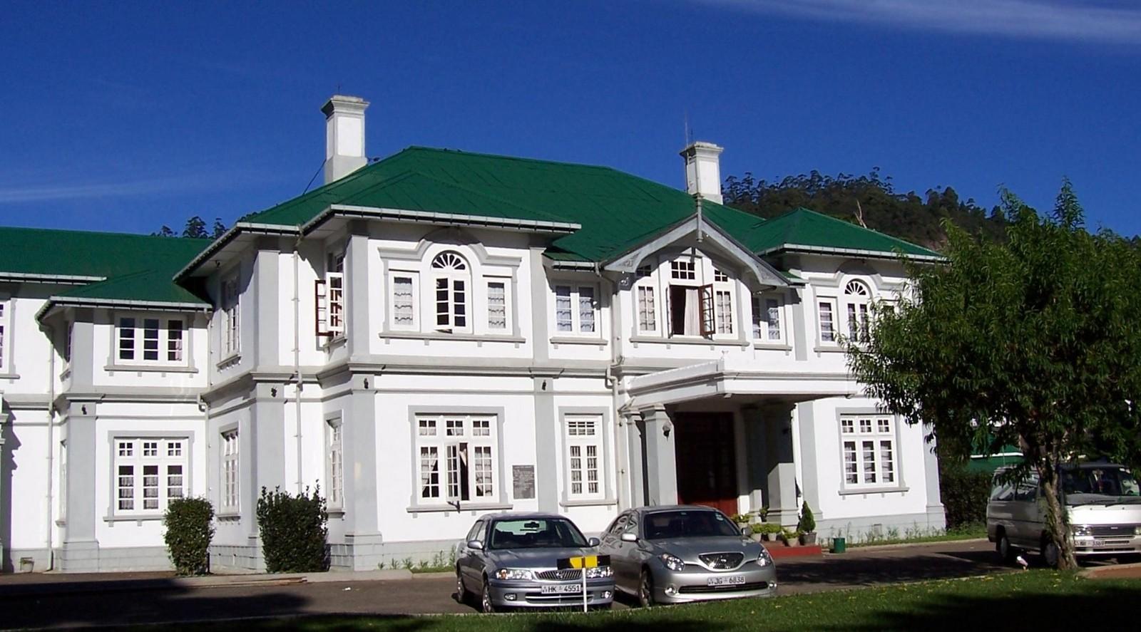 The Heritage - Nuwara Eliya - Ceylon
