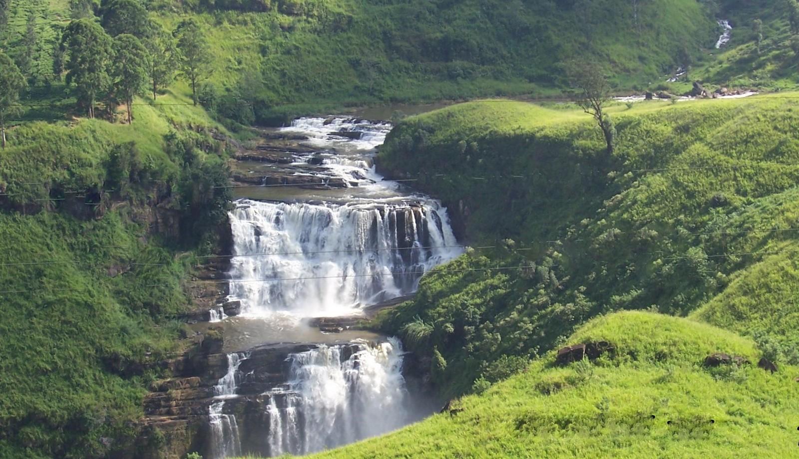 St. Clair Falls - Ceylon