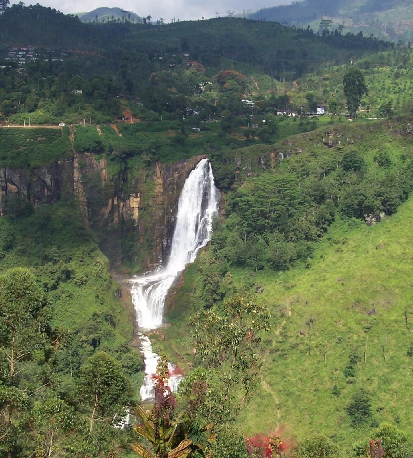 Devon Falls - Ceylon