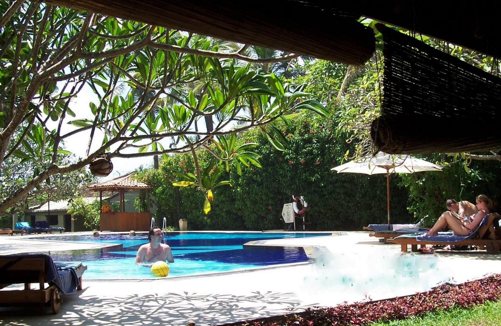 Hibiscus Beach Hotel - Kalutara - Ceylon