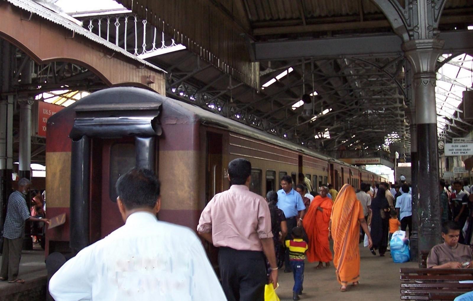 Colombo - Fort Station