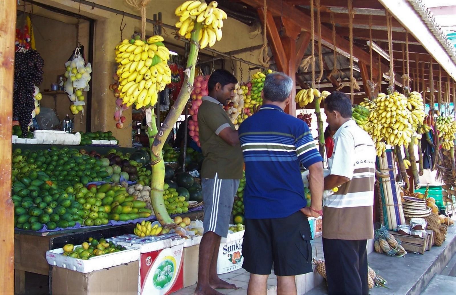 Galle - Obst- und Gemüsemarkt