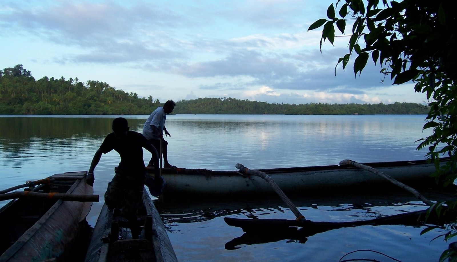 Ratgama Lake bei Dodanduwa