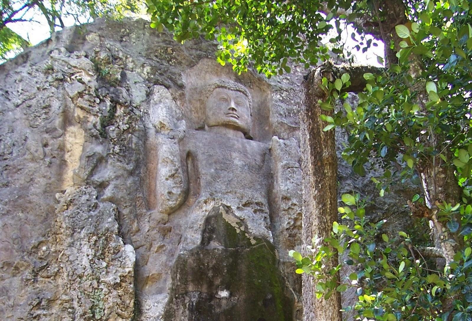 Dowa Rock Temple bei Ella