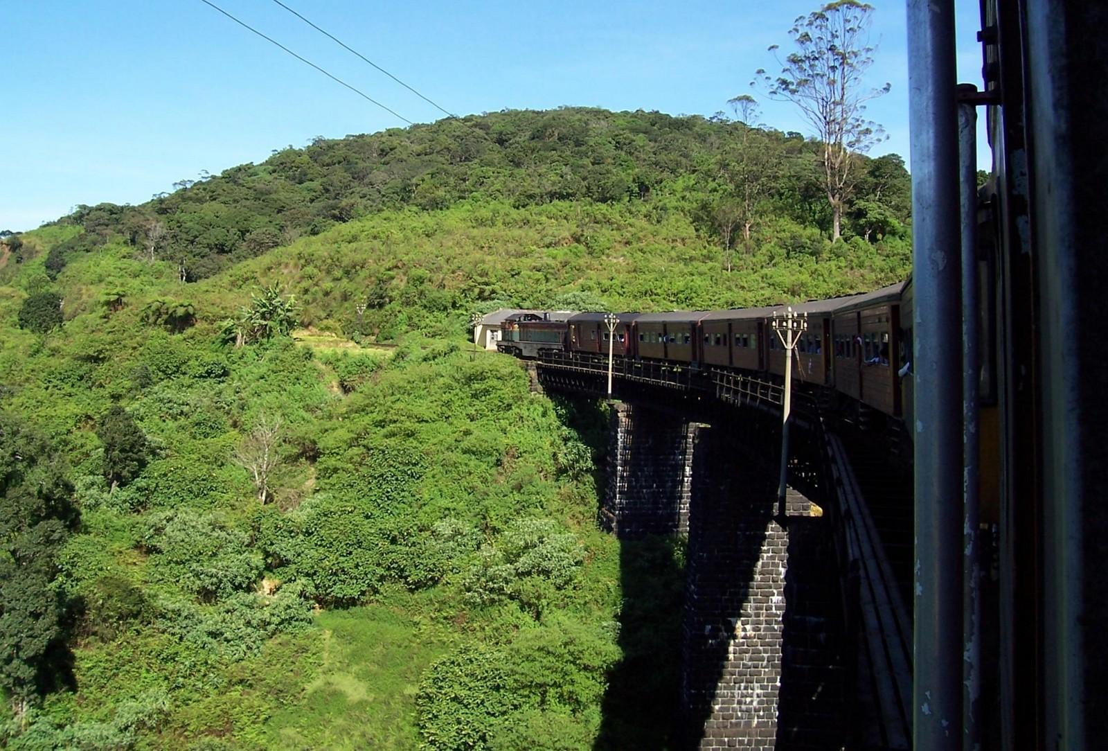 Hochlandbahn / Main Line Ceylon