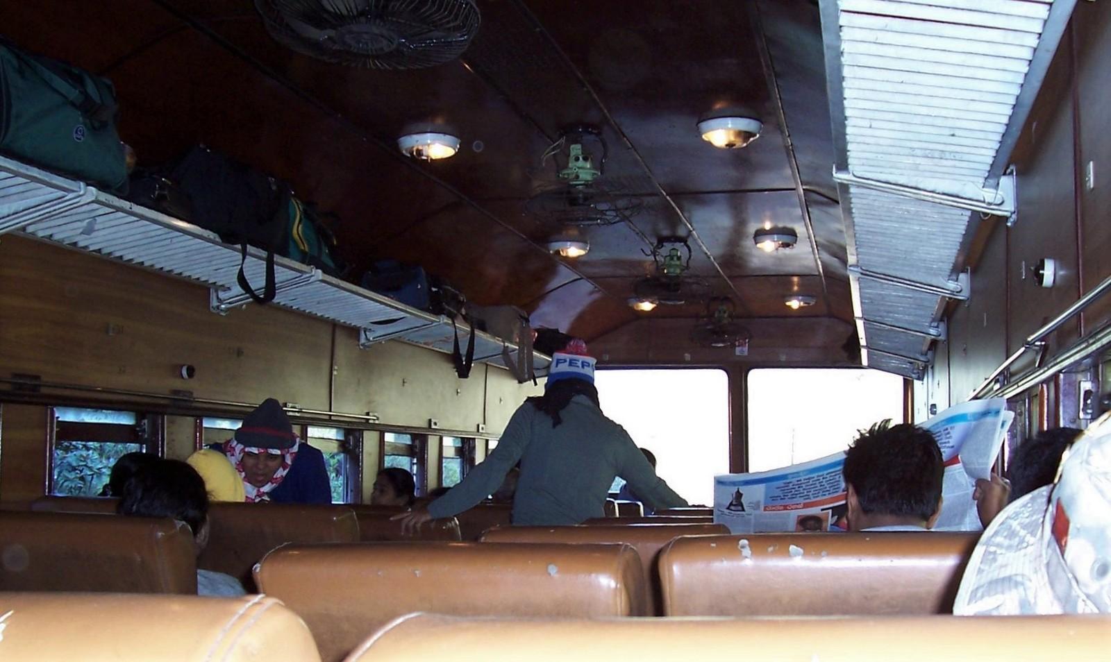 Panoramawagen der Hochlandbahn
