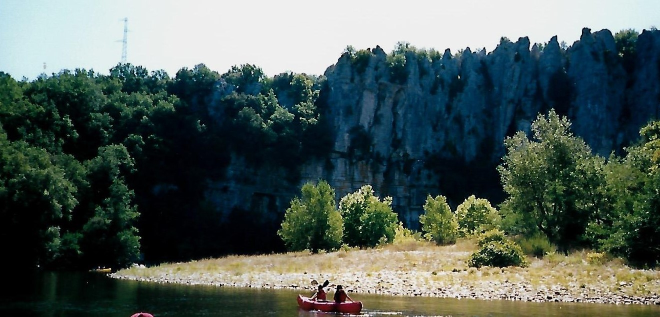 Schlucht des Chassezac - Ardèche
