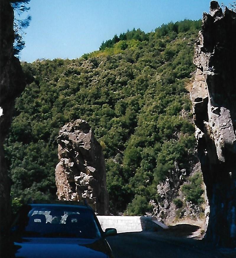 Gorges de la Beaume - Ardèche