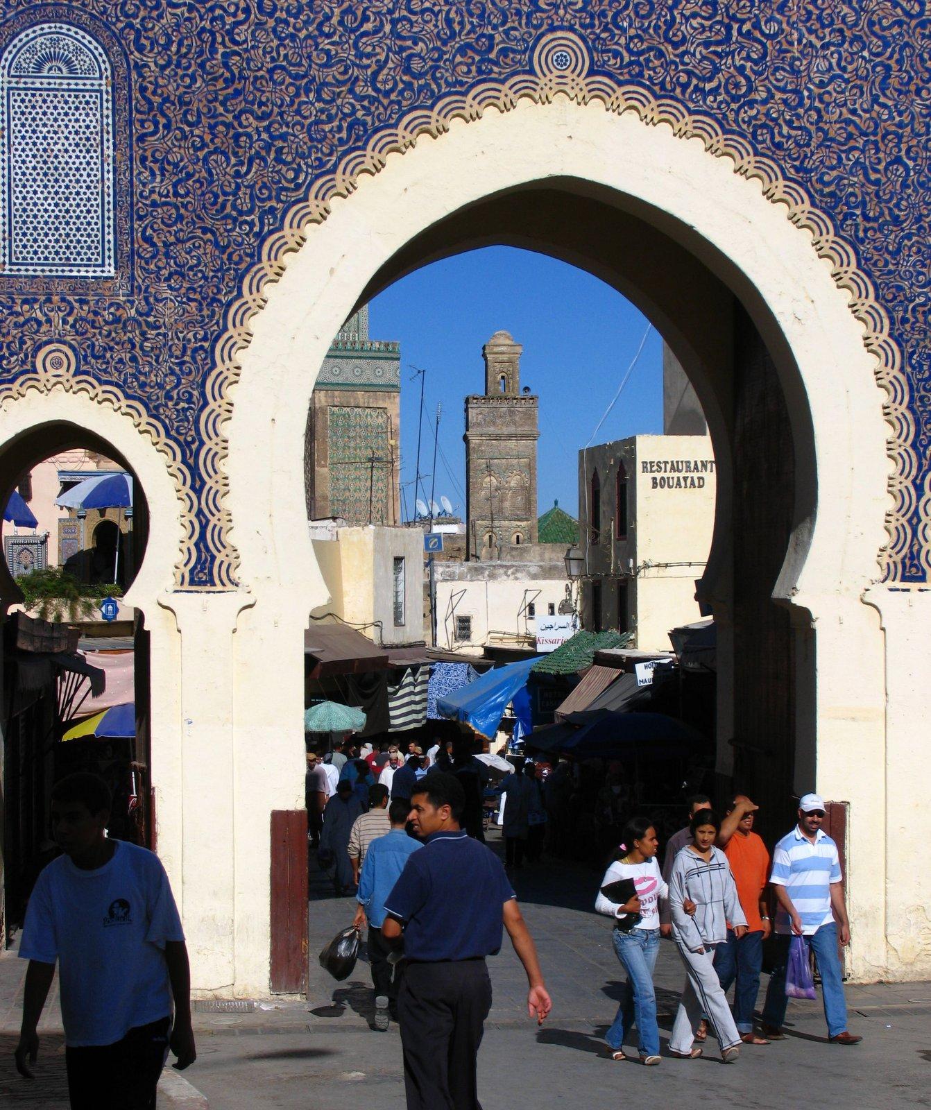 Fes - Foto vom FVA Marokko