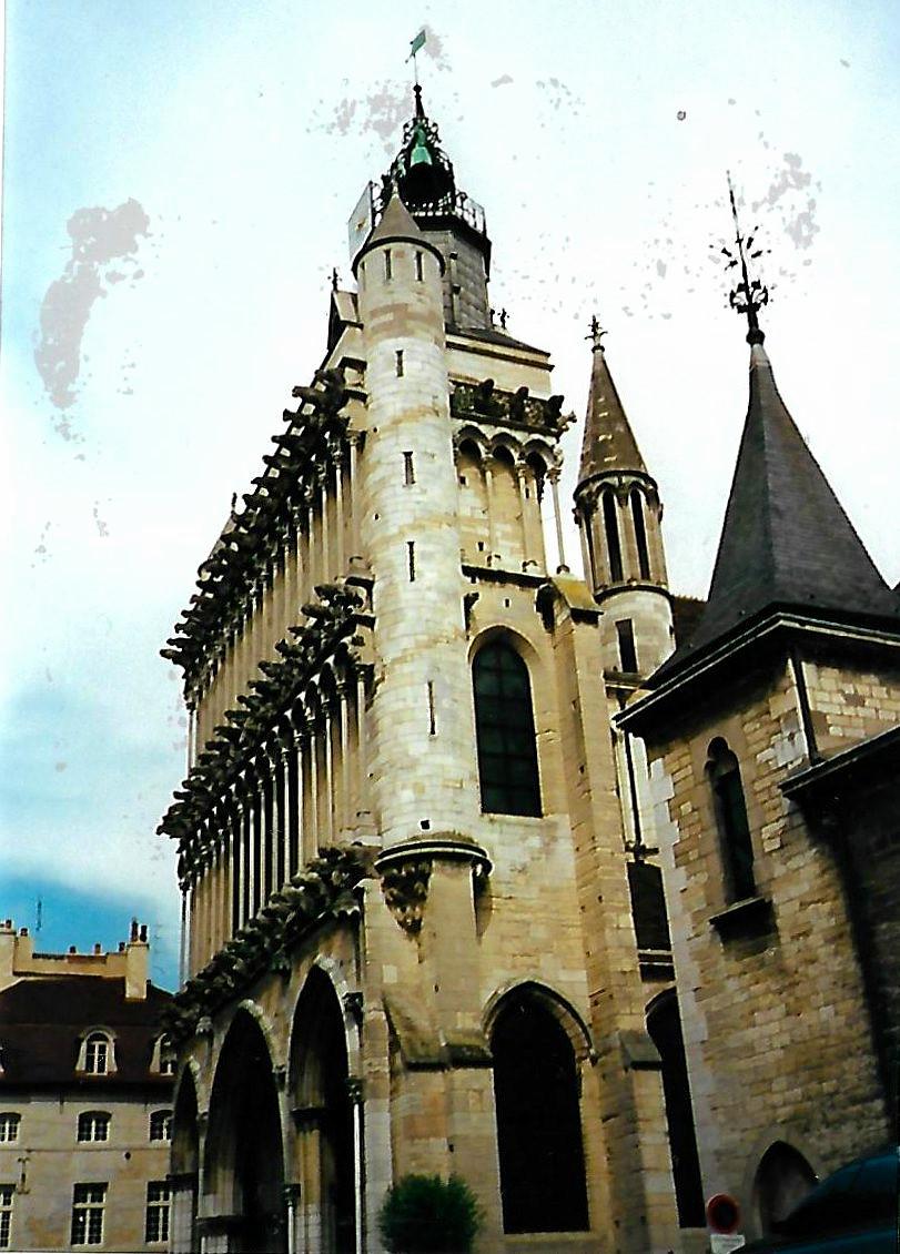 Notre Dame - Dijon - Burgund