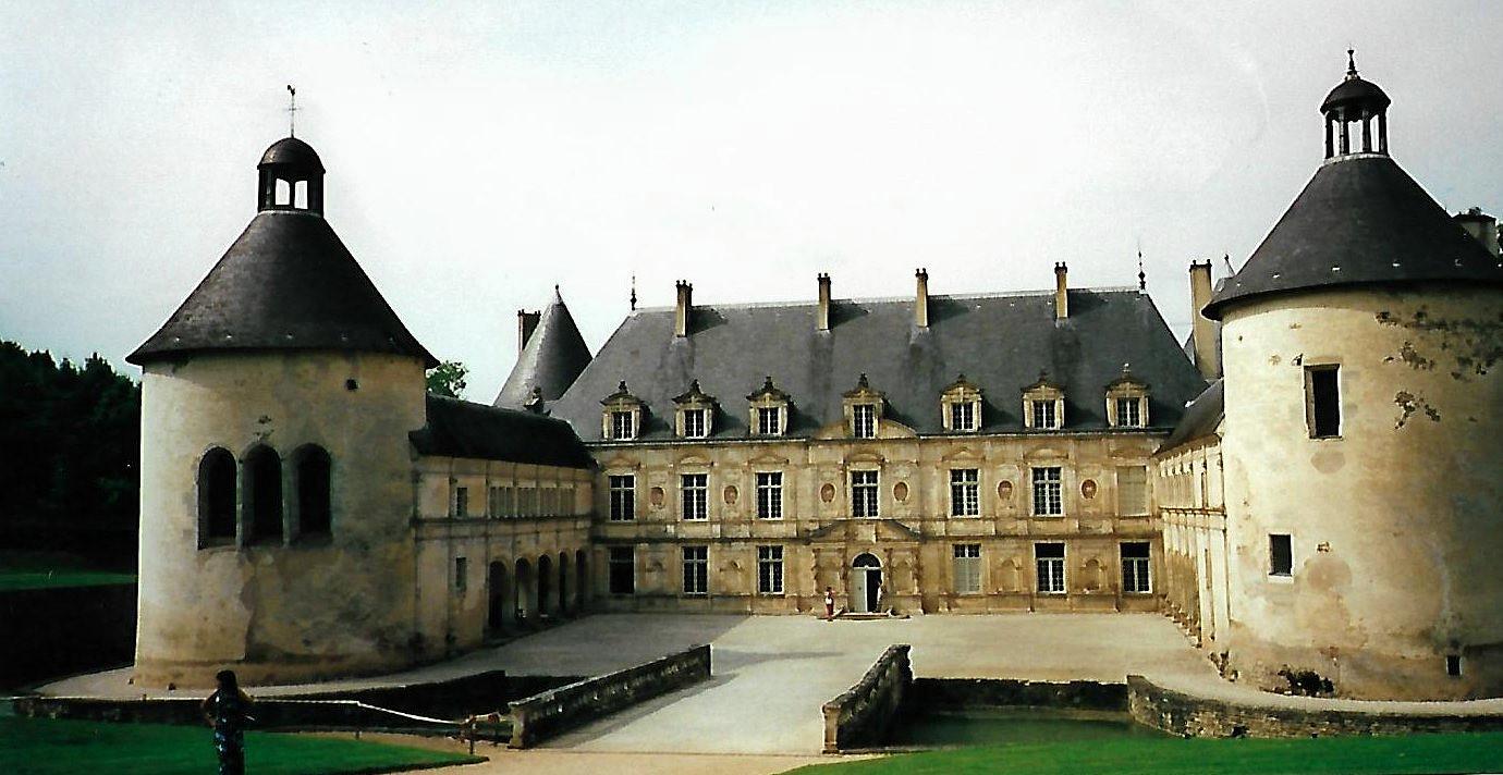 Schloss Bussy-Rabutin - Burgund