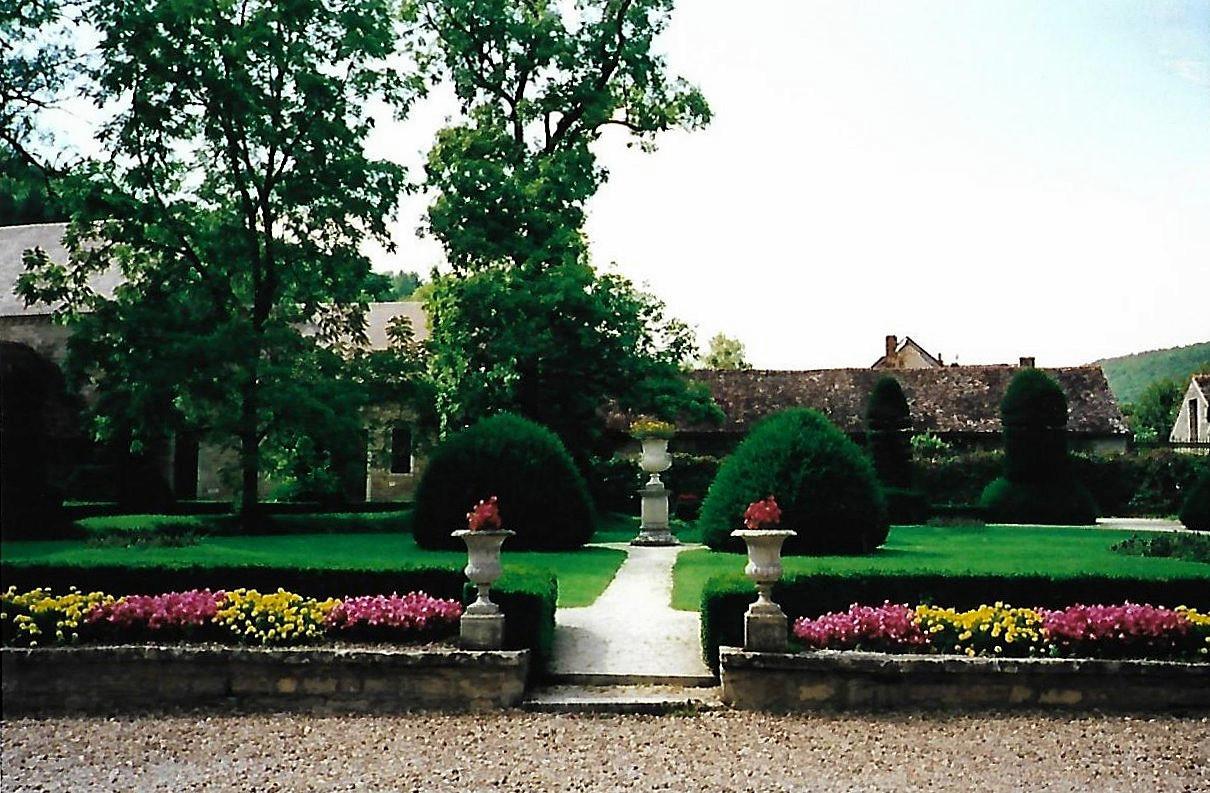 Abbaye de La Bussière - Burgund