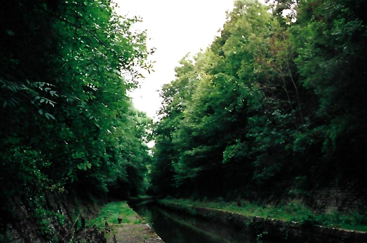 Kanal von Burgund