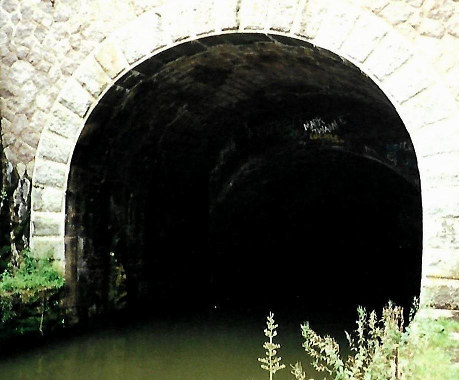 Voûte de Pouilly-en-Auxois - Burgund