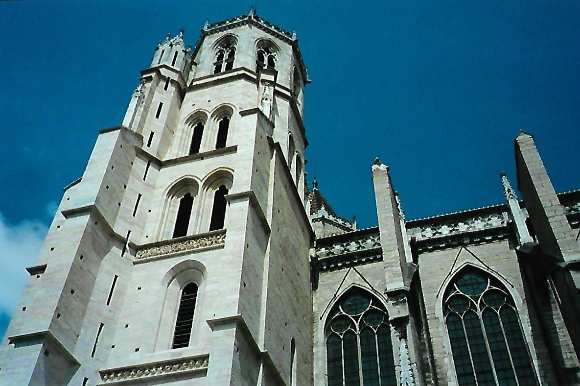 Kathedrale von Dijon - Burgund