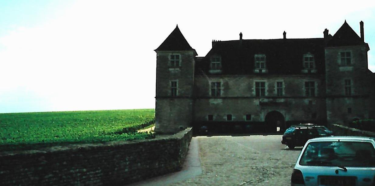 Clos de Vougeot - Burgund