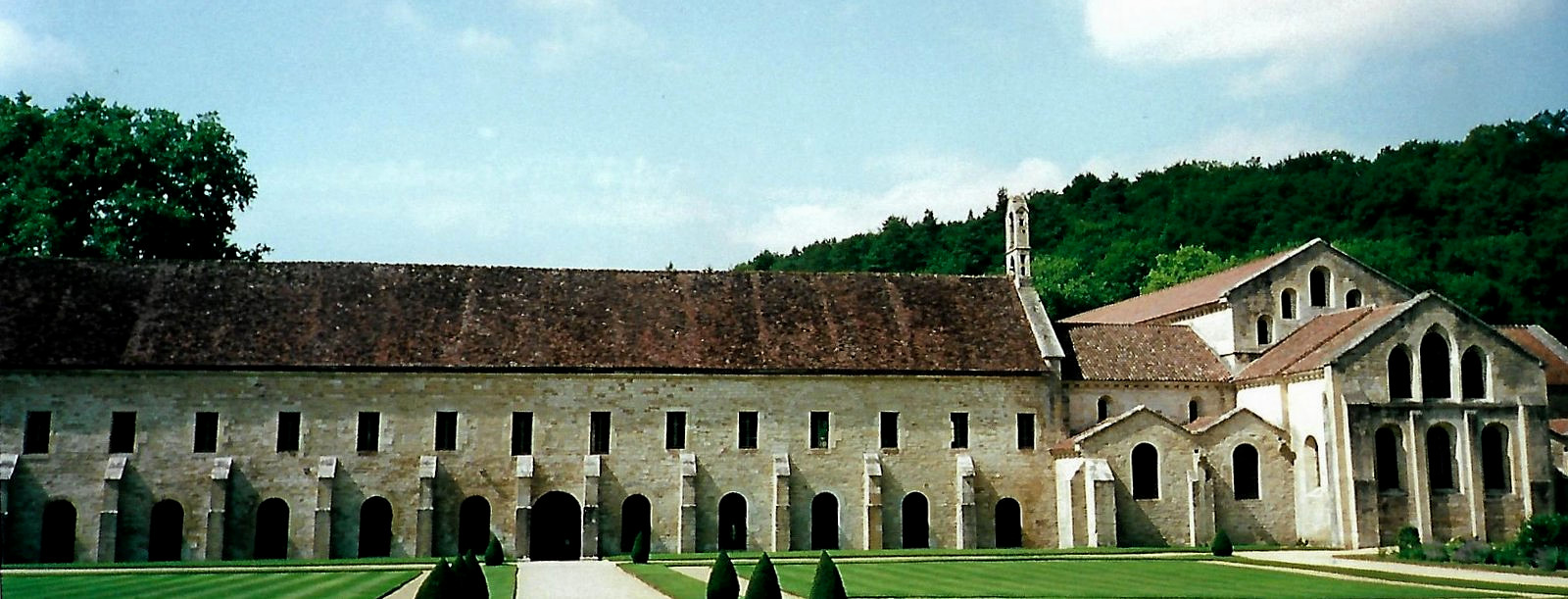 Abtei von Fontenay - Burgund