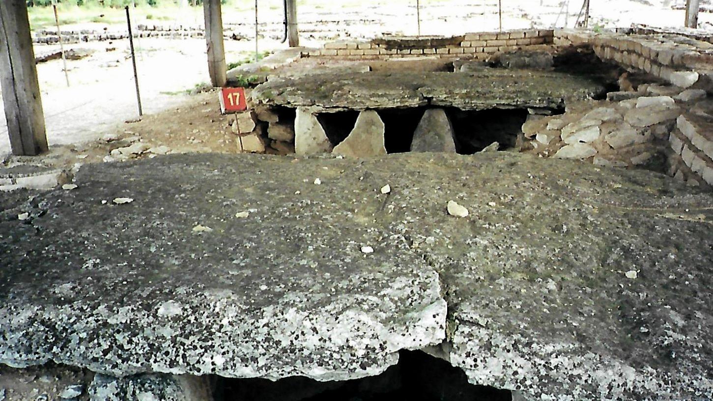 Ausgrabungsstätte Alesia