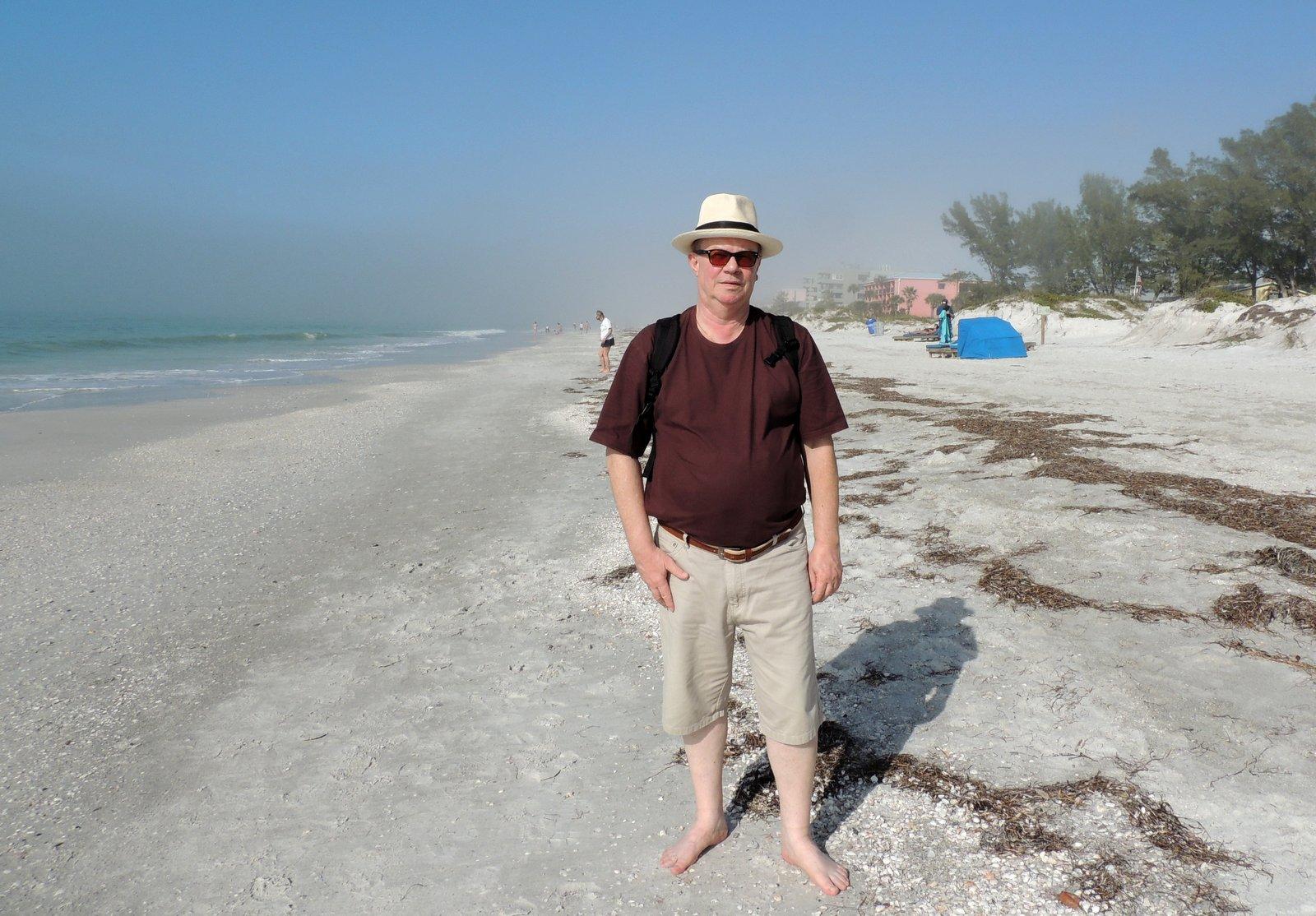 An der Ostküste von Florida