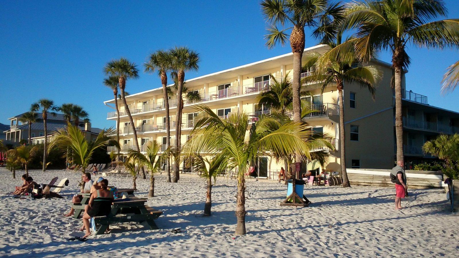Outrigger Beach Resort Fort Myers Beach Florida