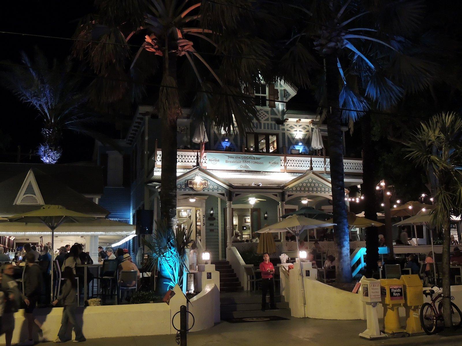 Duval Street Key West Florida