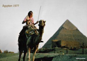Pyramiden von Gizeh 1977