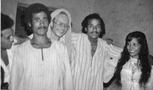 Hochzeit am Nil 1978
