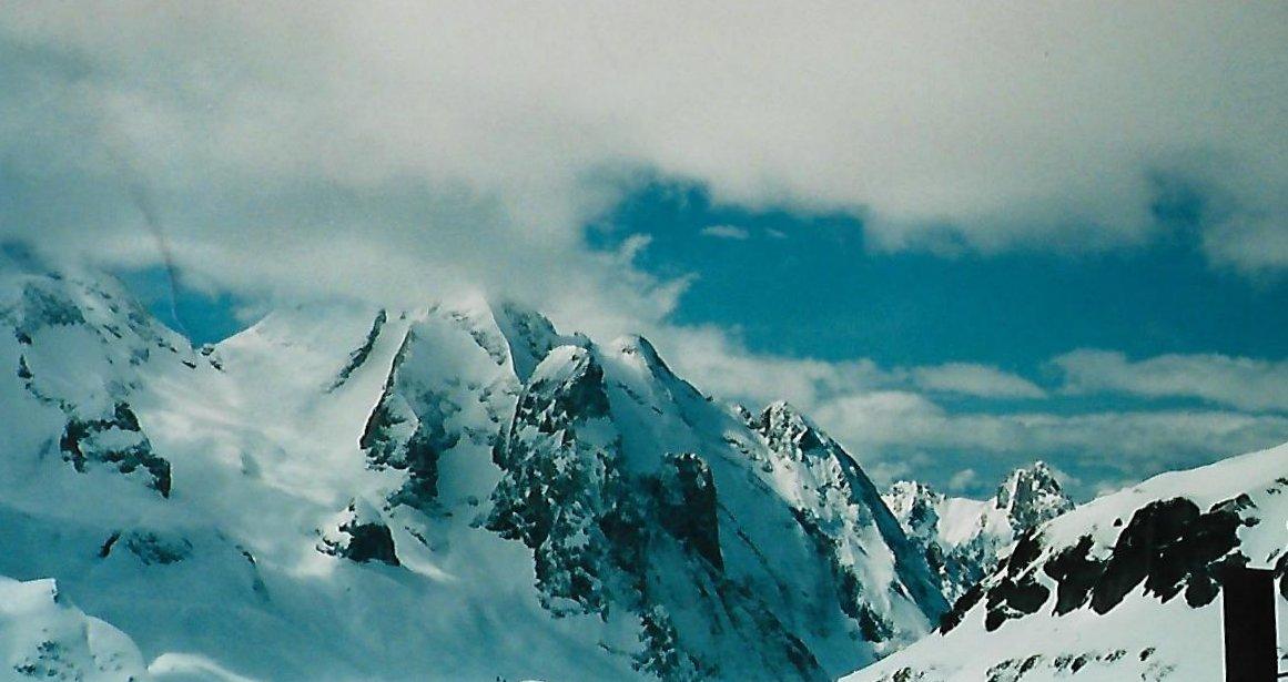 Skigebiet Belvedere - Pordoijoch