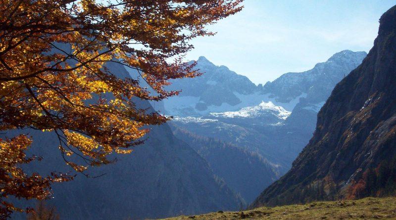 Der Ahornboden – Goldener Oktober im Karwendel
