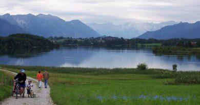 Das Blaue Land rund um den Kochel- und Staffelsee