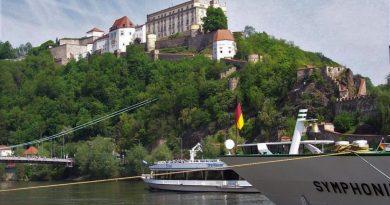 Auf dem Donauradweg von Passau nach Linz