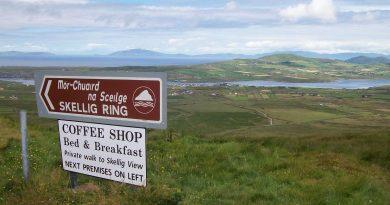 Irland – durch den Süden der Grünen Insel