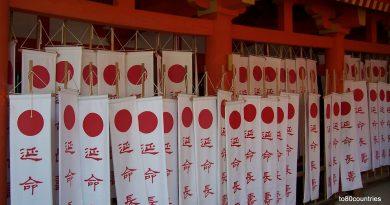 Japan – Osaka und die alte Kaiserstadt Nara