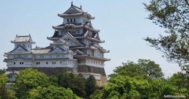 Honshu – die weiße Samurai-Burg von Himeji