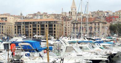 Auf dem Weg – Marseille