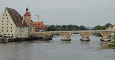 Regensburg – wo Steine sprechen können