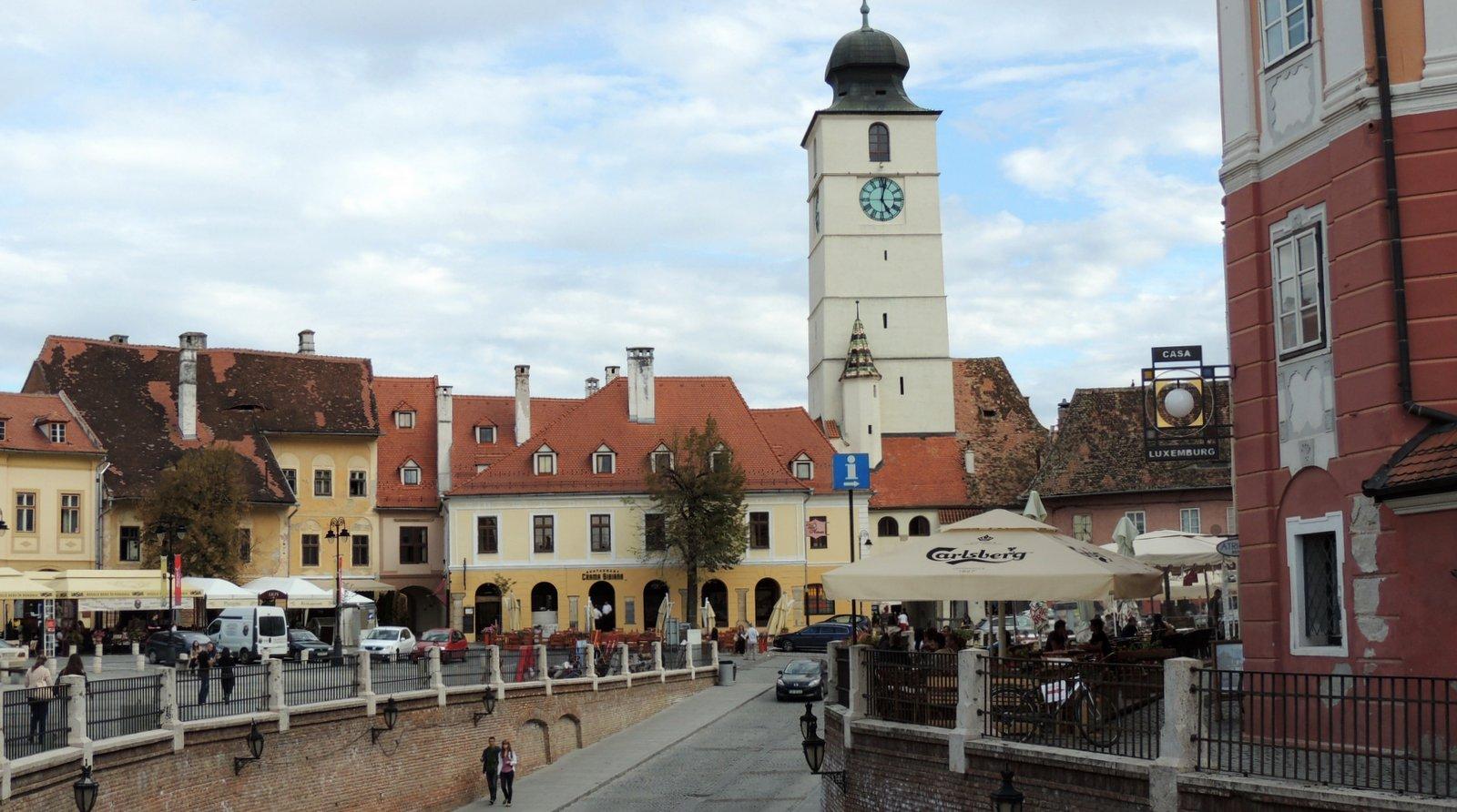 Kleiner Ring von Hermannstadt - Siebenbürgen