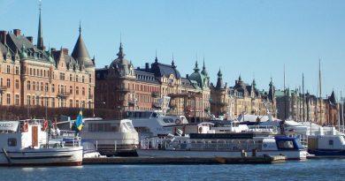 Stockholm – Frühlingstage am Wasser