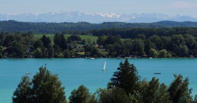 Das Fünf-Seen-Land – die drei kleineren Seen