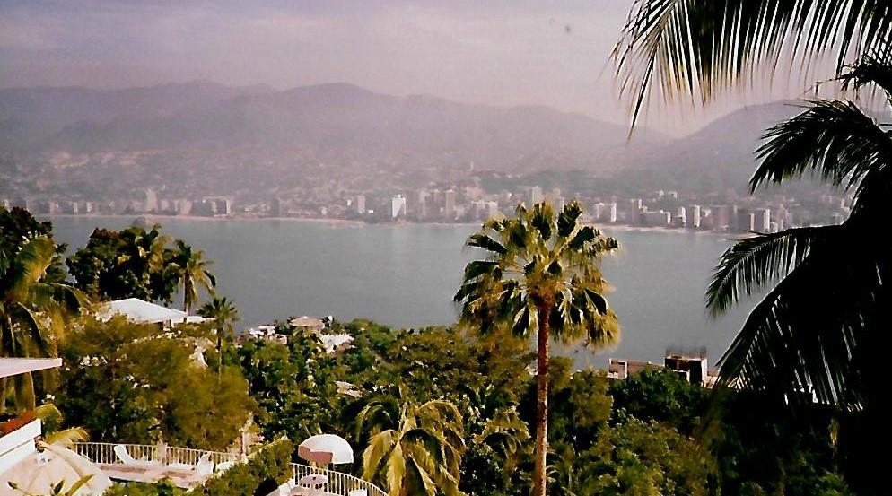 Hotel Las Brisas in Acapulco - Mexiko