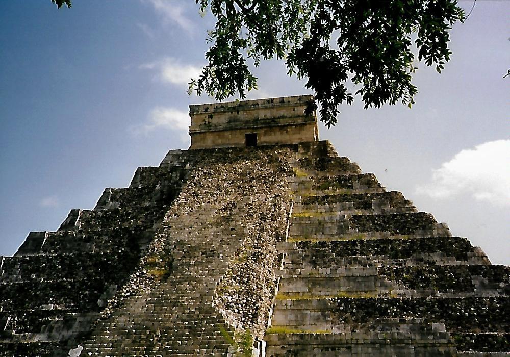El Castillo - Chichen Itzá