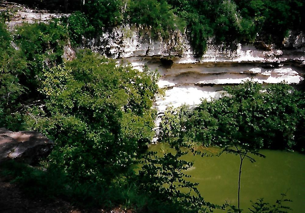 Heilige Cenote in Chichen Itzá
