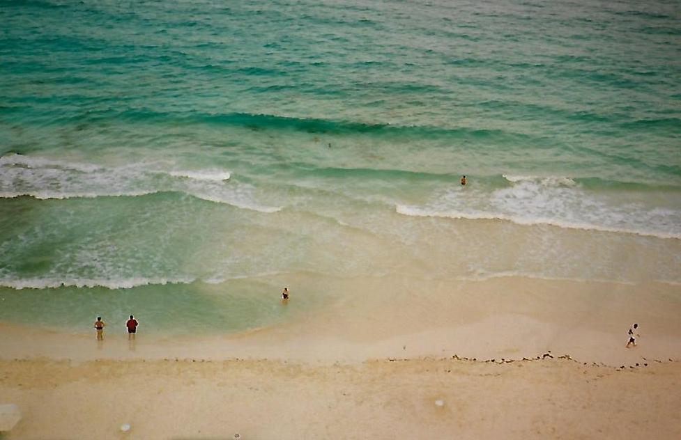 Strand von Cancun - Mexiko
