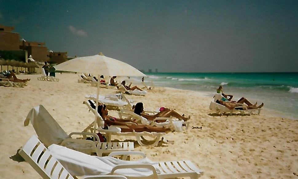 Strand Hotel Marriott - Cancun - Mexiko