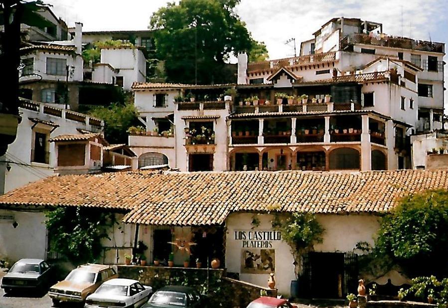 Los Castillo Plateros in Taxco