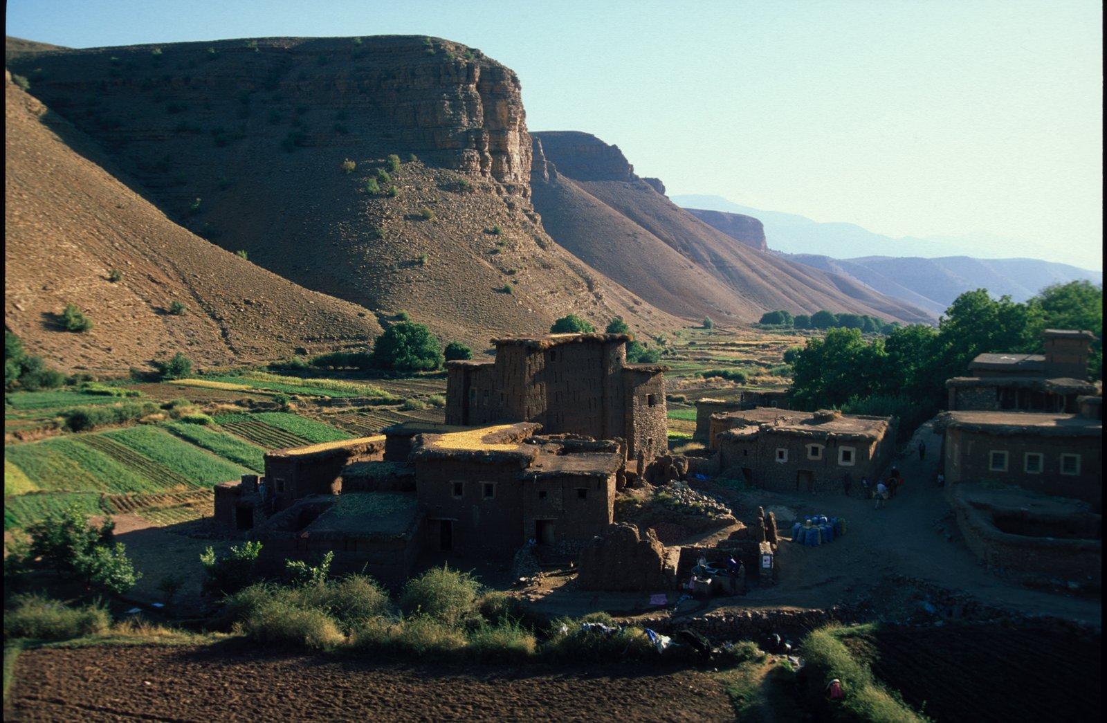 Im Hohen Atlas - Foto FVA Marokko