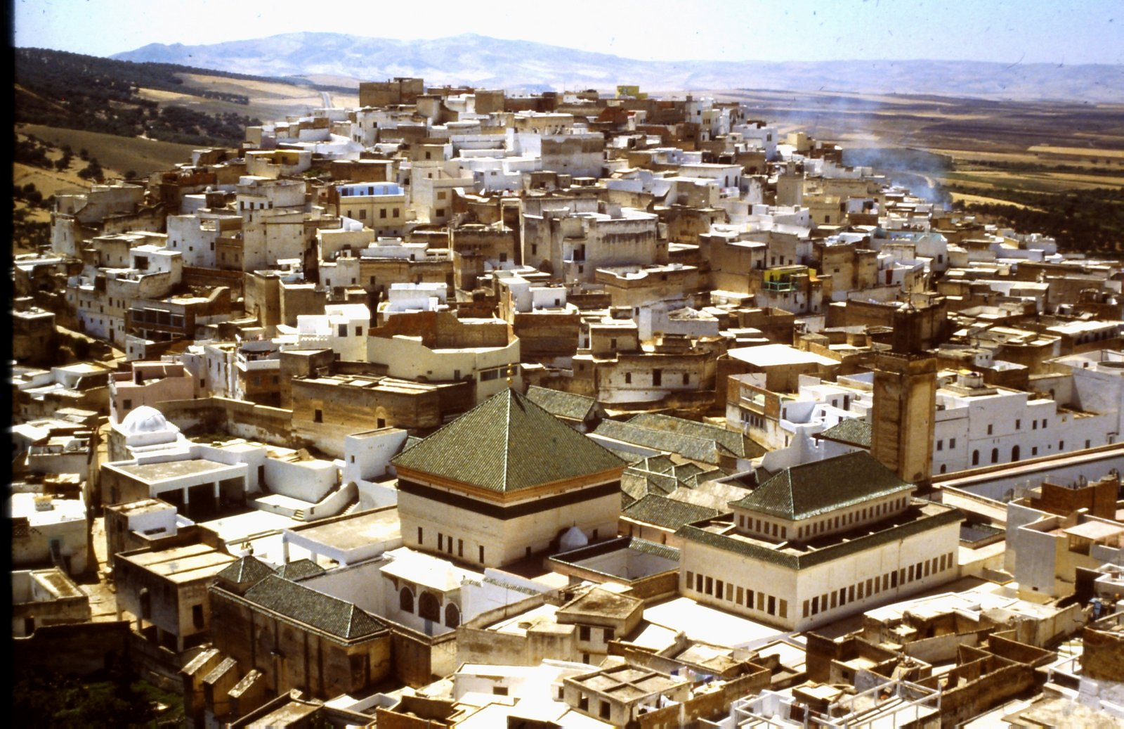 Moulay Idriss Marokko
